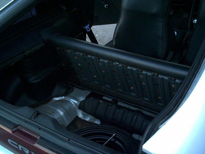 Brico como desmontar respaldo asiento trasero crx - Como poner moqueta ...