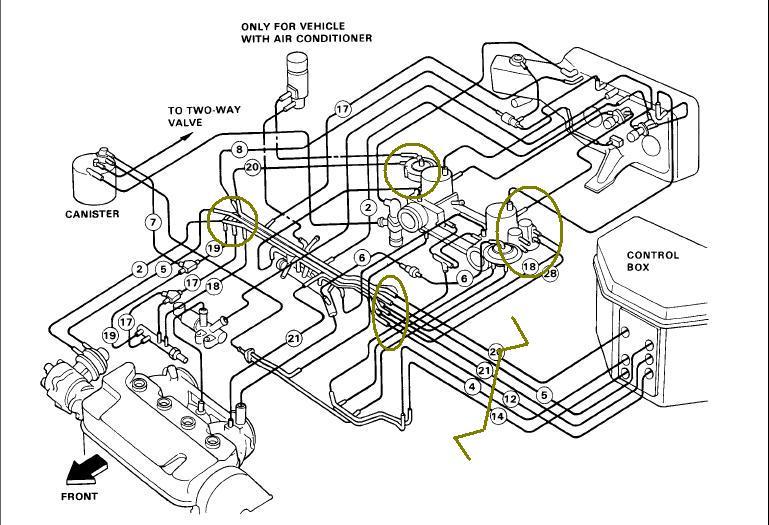 ayuda con el crx doble carburador  - crx